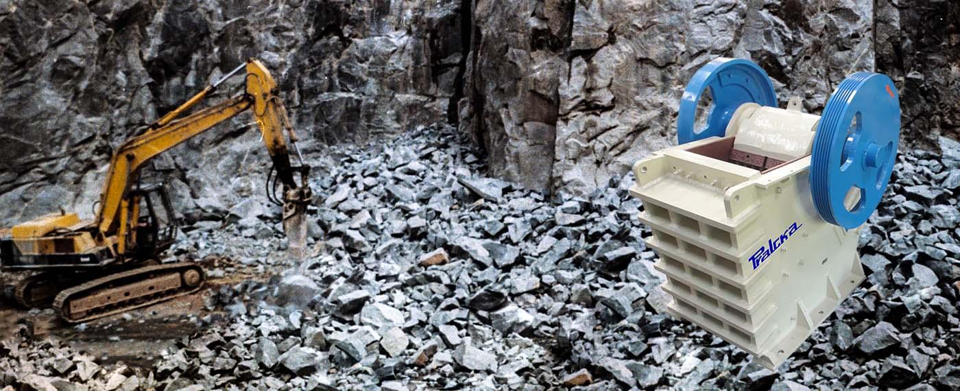 Primary Jaw crusher IN COIMBATORE